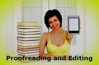 Proofreading and Editng Services for Authors